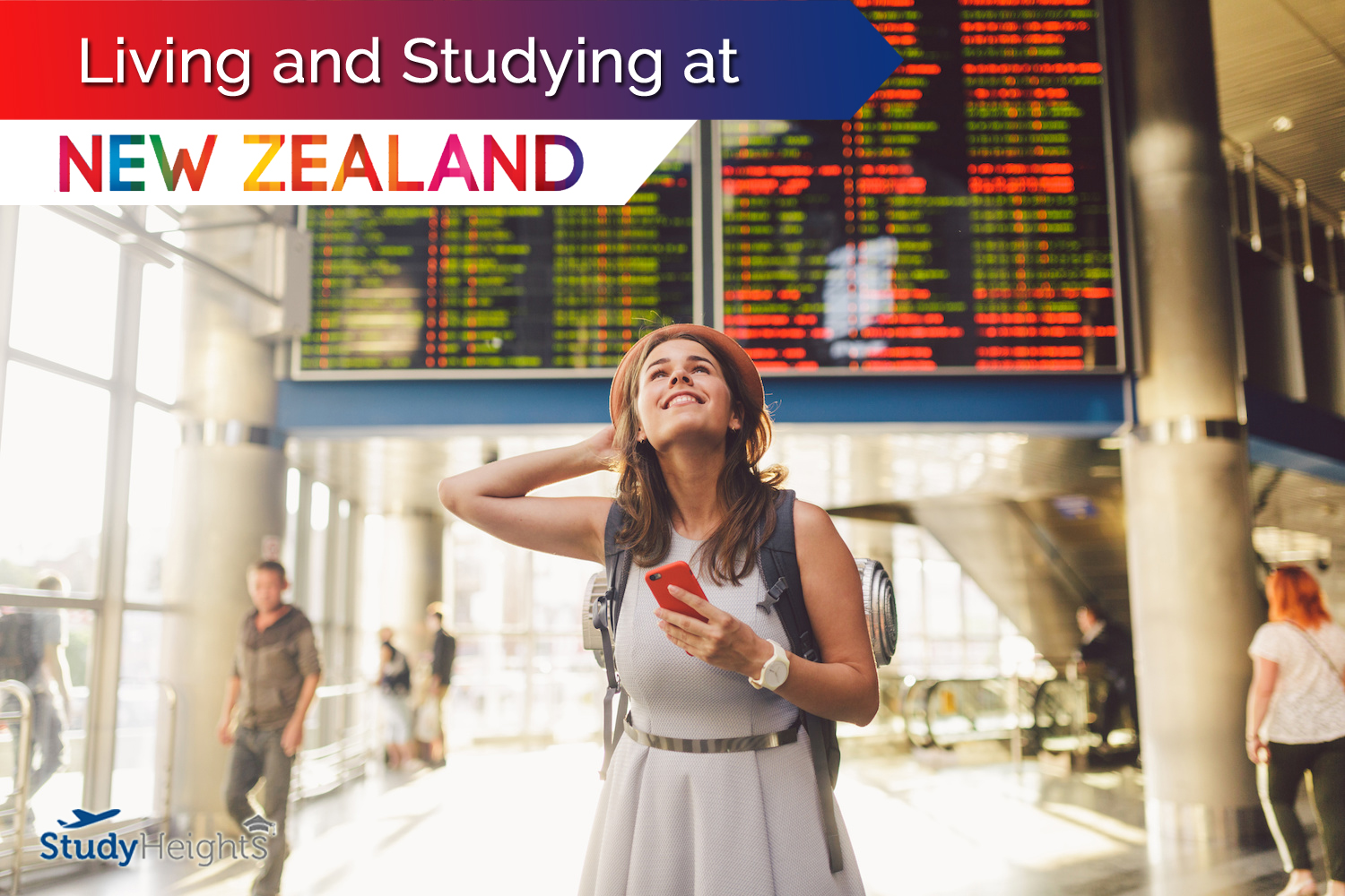 Living and Studying at New Zealand Study Heights